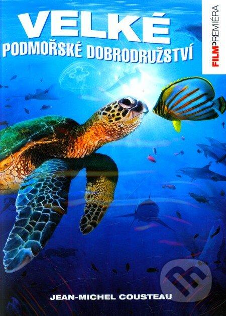 Velké podmořské dobrodružství DVD