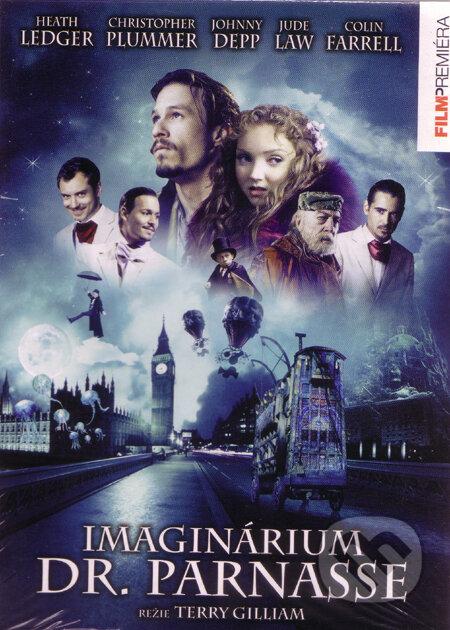 Imaginárium Dr. Parnassa DVD