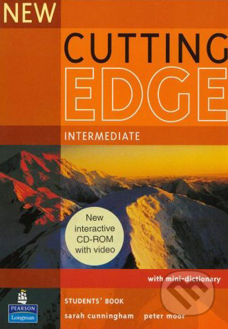 New Cutting Edge - Intermediate: Student\'s Book with CD-ROM - Sarah Cunningham, Peter Moor