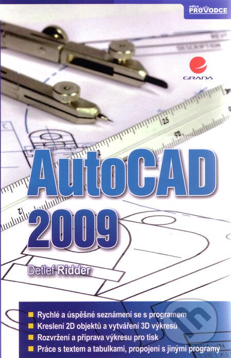 AutoCAD 2009 - Detlef Ridder