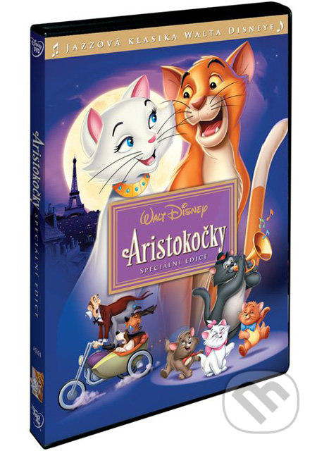 Aristomačky DVD