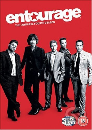 Entourage: Complete Season 4 DVD