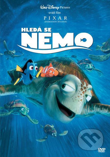 Hľadá sa Nemo DVD