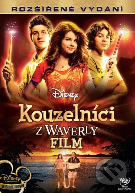 Čarodejníci z Waverly - Film DVD