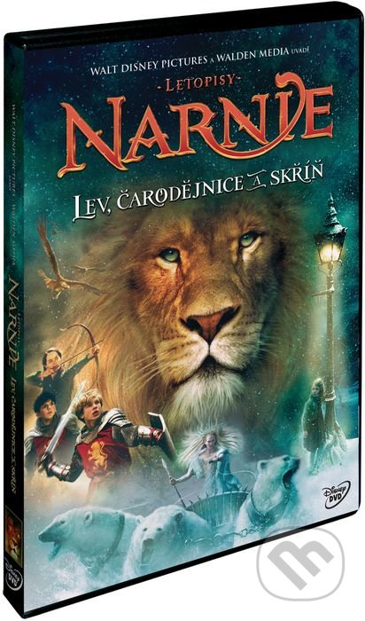 Narnia: Lev, šatník a čarodejnica DVD