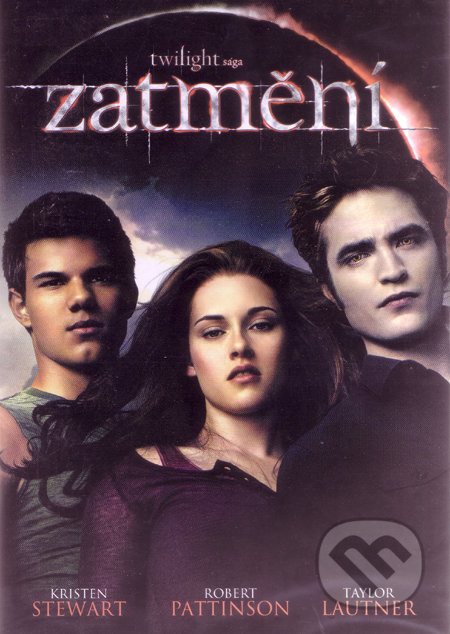 Twilight sága: Zatmenie (Eclipse) DVD