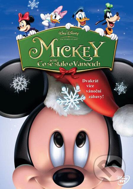Mickey: Čo sa ešte stalo na Vianoce DVD