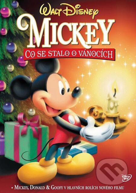 Mickey: Čo sa stalo na Vianoce DVD