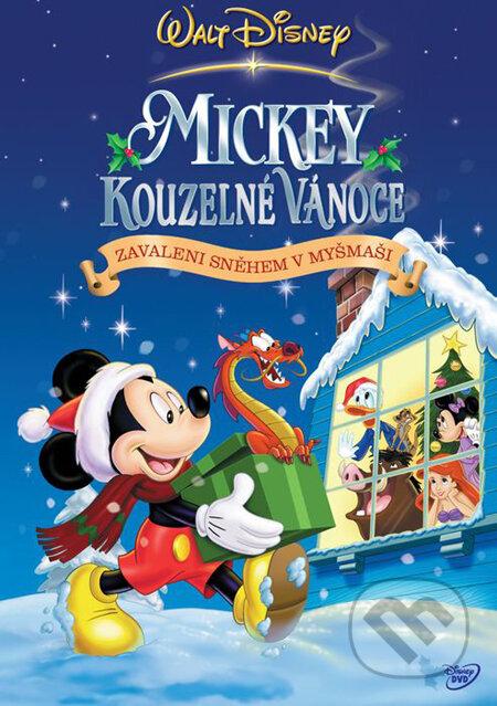 Mickey: Kúzelné Vianoce DVD