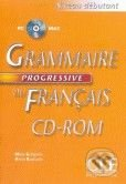 Grammaire Progressive Du Francais: Débutant - CD-ROM - Alina Kostucki