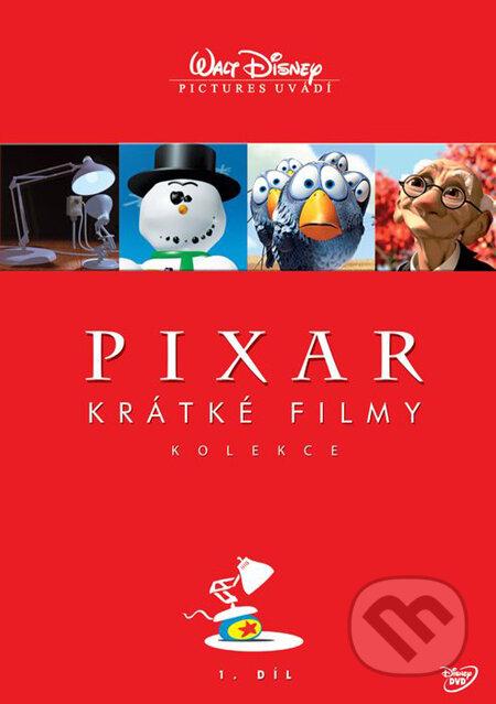 Pixar: Kolekcia krátkych filmov DVD