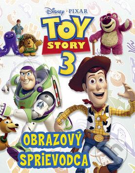Toy Story 3: Obrazový sprievodca -