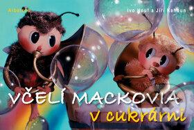 Včelí mackovia v cukrárni - Jiří Kahoun