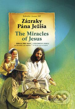 Zázraky Pána Ježiša - Bohuslav Zeman