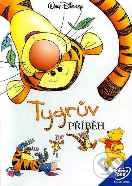 Tygrův příběh DVD