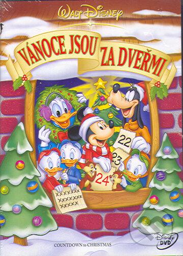 Vianoce sú za dverami DVD