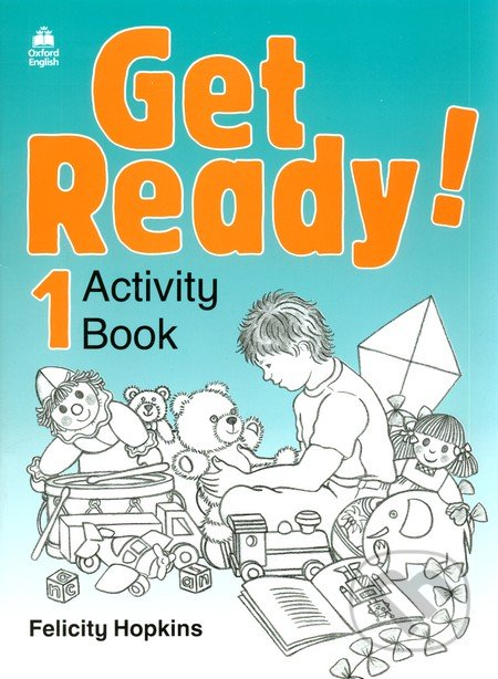 Get Ready! 1- Activity Book - Felicity Hopkins