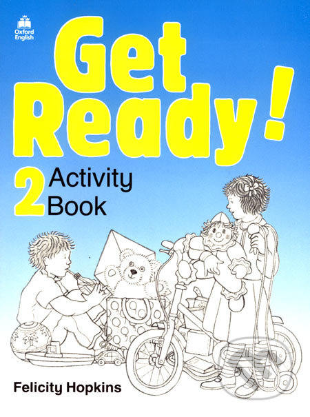 Get Ready! 2 - Activity Book - Felicity Hopkins