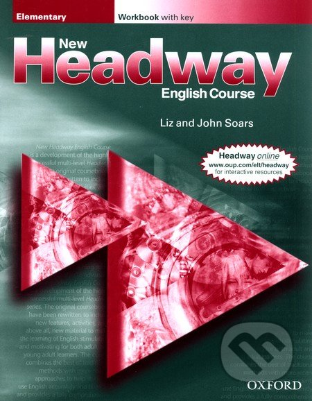 Headway - Elementary New - Workbook with key - Liz Soars, John Soars