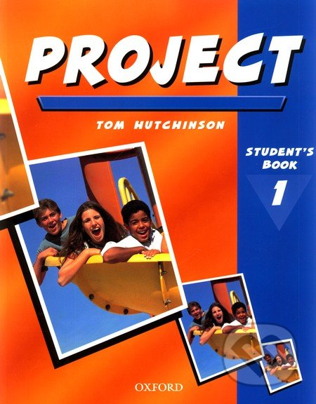 Project 1 - Student\'s Book - Tom Hutchinson