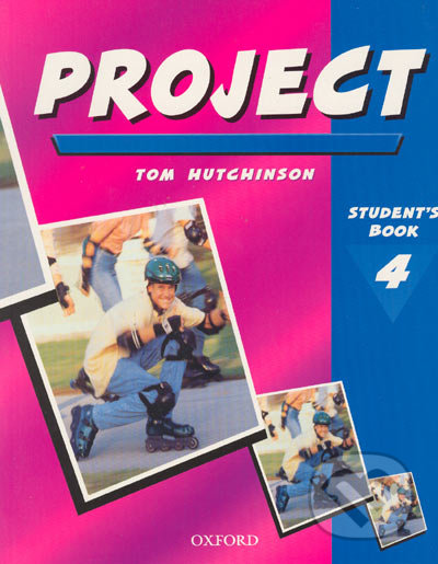Project 4 - Student\'s Book - Tom Hutchinson