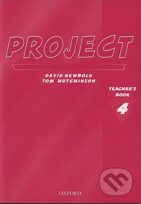 Project 4 - Teacher\'s Book - Tom Hutchinson