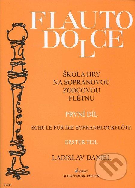 Škola hry na sopránovou zobcovou flétnu (1. díl) - Náhled učebnice