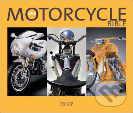 Mini Motorcycle Bible - Philippe de Baeck