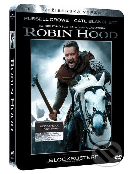 Robin Hood - Steelbook (2 DVD) DVD