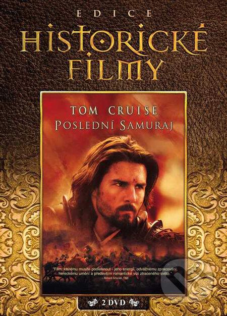 Posledný samuraj DVD
