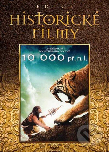 10 000 pred Kristom DVD