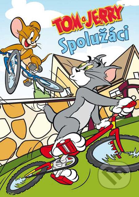 Tom a Jerry: Spolužiaci DVD