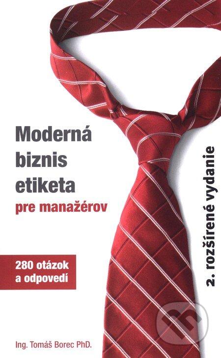 Neopublic Porter Novelli Moderná biznis etiketa pre manažérov - Tomáš Borec