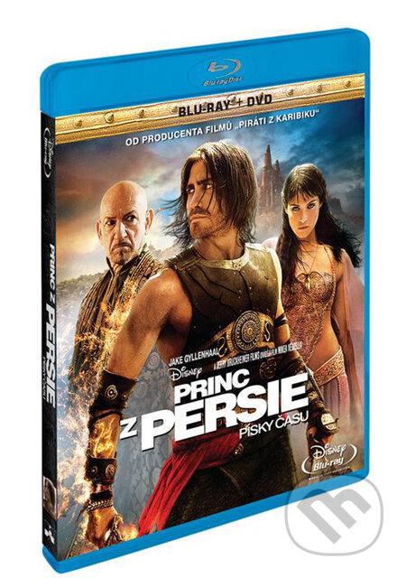 Princ z Perzie: Piesky času - Combo Pack BLU-RAY