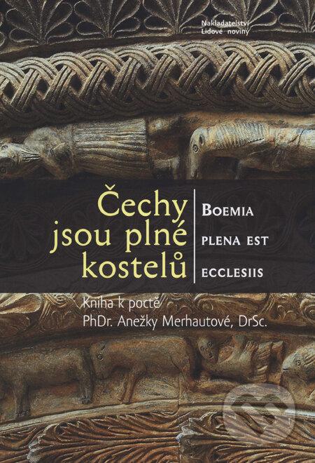 Čechy jsou plné kostelů -