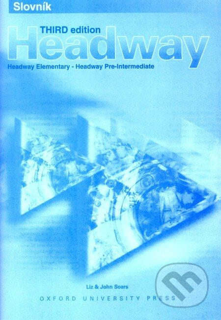 Slovník Headway (Third Edition) - Liz Soars, John Soars