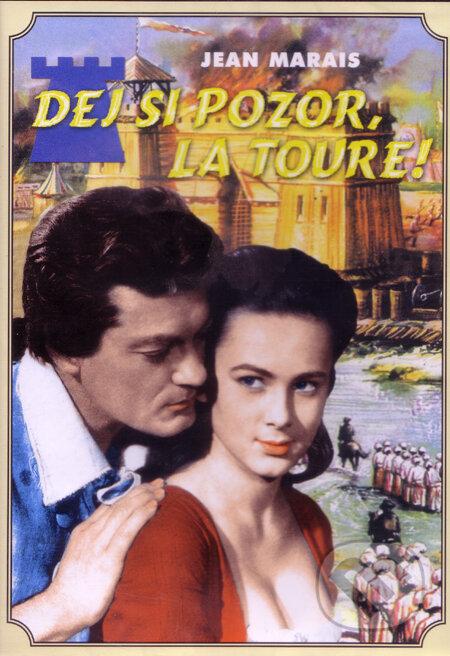 Dej si pozor, La Toure! DVD
