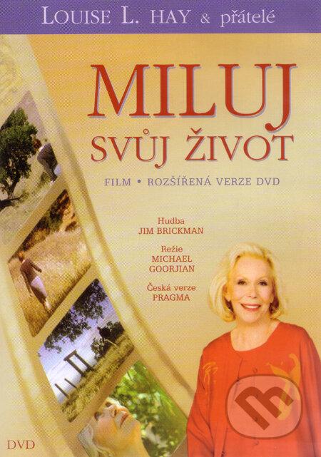 Miluj svůj život (1 DVD) DVD