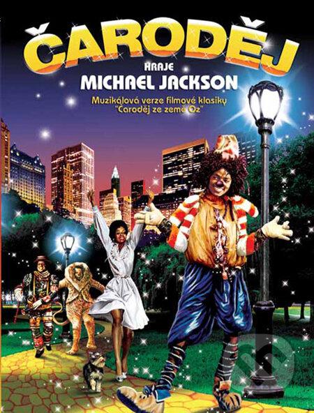 Čaroděj DVD