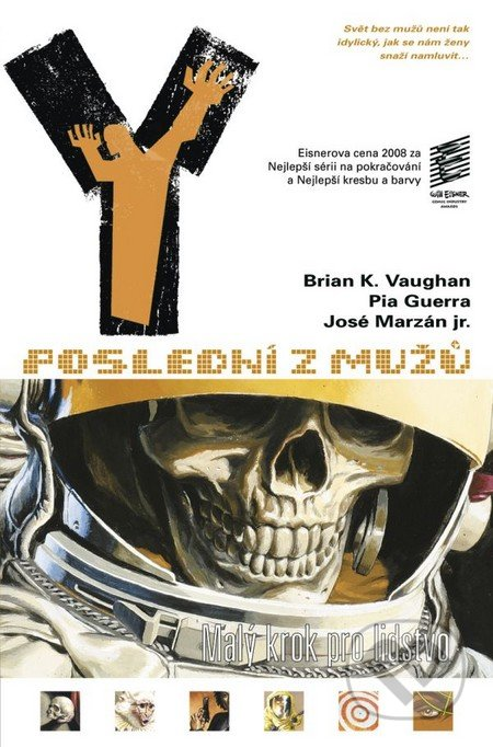 Y - Poslední z mužů 3 - Pia Guerra, Brian K. Vaughan