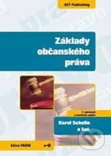 Základy občanského práva - Karel Schelle a kolektív