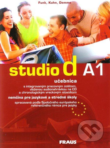 Studio d A1 - učebnica -