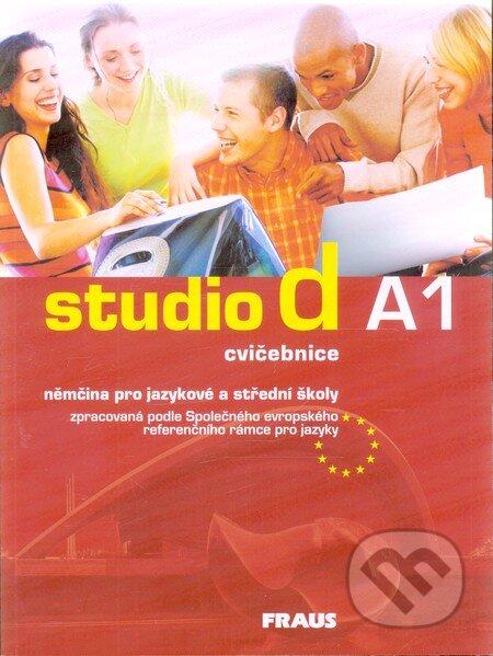 studio d A1 - cvicebnice - Náhled učebnice