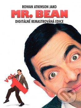 Mr. Bean 1 - Digitálně remastrovaná edice DVD