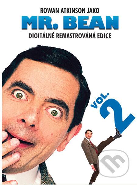 Mr. Bean 2 - Digitálně remastrovaná edice DVD