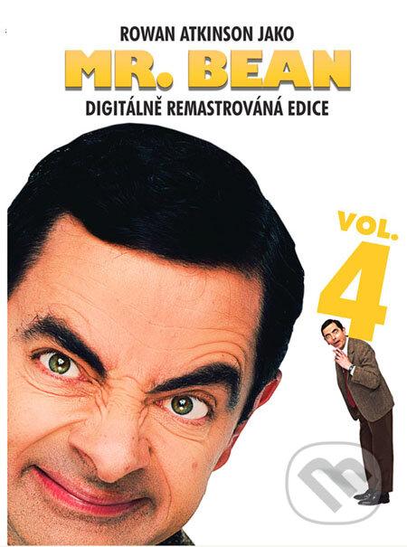Mr. Bean 4 - Digitálně remastrovaná edice DVD