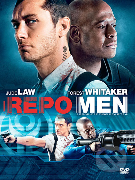 Repo Men DVD