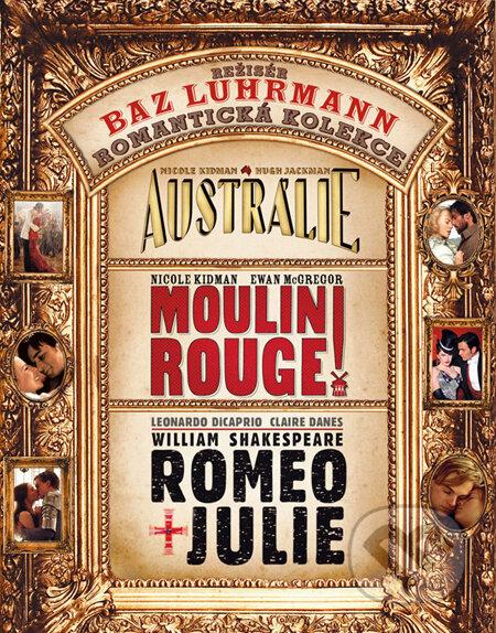 Baz Luhrmann – Romantická kolekce BLU-RAY