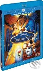 Kráska a zvíře SE Blu-ray + DVD (Combo Pack) - Gary Trousdale, Kirk Wise