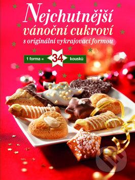 Nejchutnější vánoční cukroví -